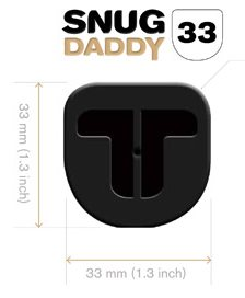 2Thumb Snug Daddy Golf Puttergriff