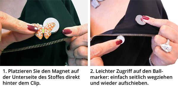 Navika Magnethalter How-To