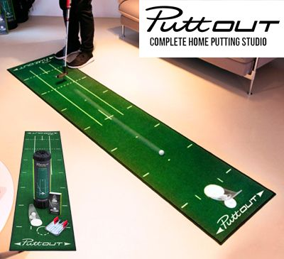 PuttOut Complete Putting Set