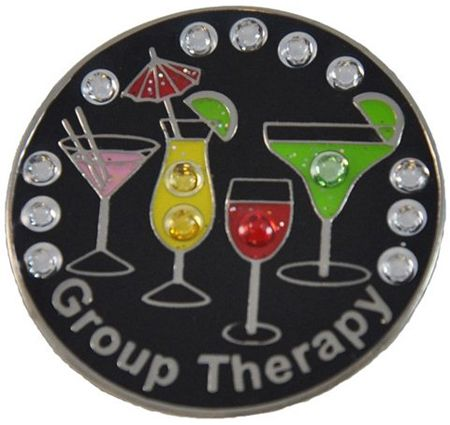 Navika Golf Ballmarker Group Therapy