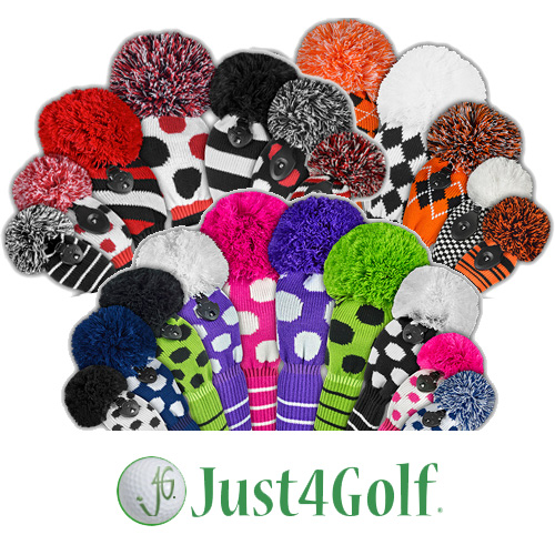 Just 4 Golf Headcovers
