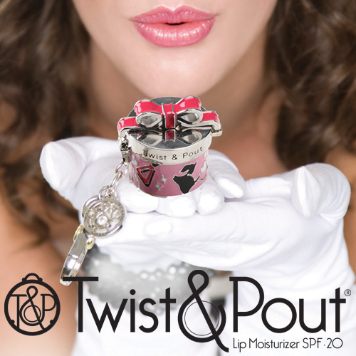 Twist & Pout Lip Balm