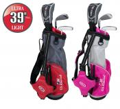 U.S. Kids Golf Starterset Ultralight 39, 100-107cm