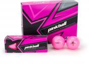 U.S. Kids Golf Champion Golfball, 3 Stück, pink