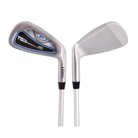 U.S. Kids Golf Tour Series Einzelschläger TS 51, 130-137cm, RH, Pitching Wedge
