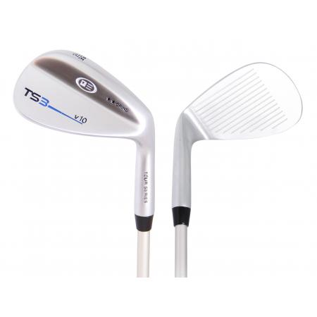 U.S. Kids Golf Tour Series Einzelschläger TS 57, 145-152cm, RH, Sand Wedge, Graphit
