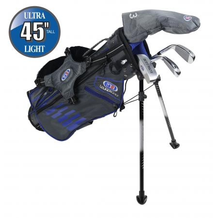 U.S. Kids Golf Starterset Ultralight UL45, 115-122cm, LH