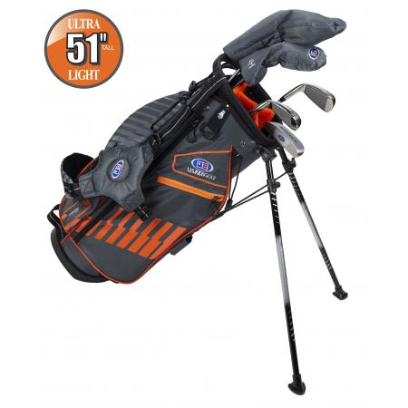 U.S. Kids Golf Starterset Ultralight UL51, 130-137cm, RH