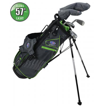 U.S. Kids Golf Starterset Ultralight UL57, 145-152cm, LH, 5-teilig