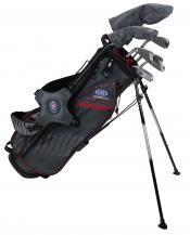 U.S. Kids Golf Starterset Ultralight UL60, 152-160cm, LH, 7-teilig
