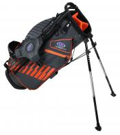 U.S. Kids Golf Ultralight Series Bag, UL51 / 130-137cm, grau/orange