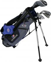 U.S. Kids Golf Starterset SO Ultralight UL45, 115-122cm, RH, grau/blau
