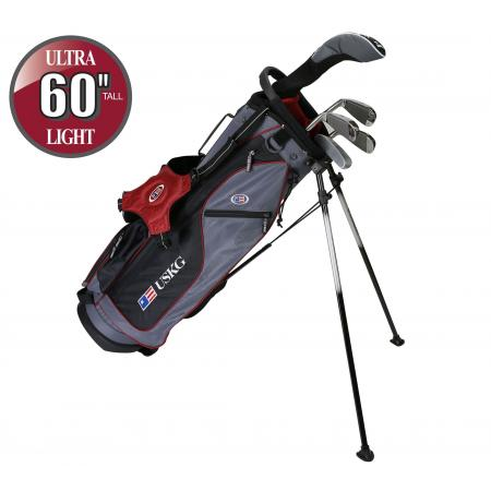 U.S. Kids Golf Starterset SO Ultralight UL60, 152-160cm