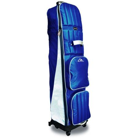 Longridge Compact 4-Rad Travel Cover, blau/silber