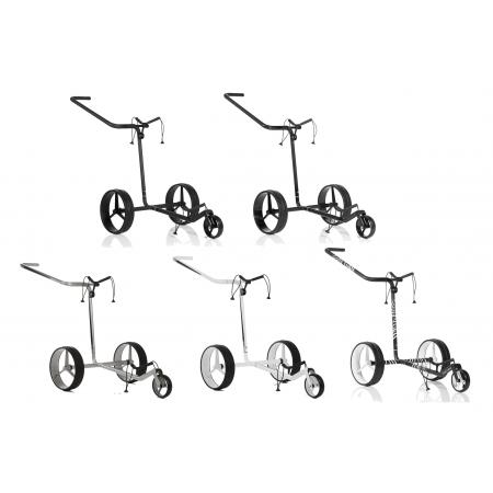 WEIHNACHTSAKTION JuCad Carbon 3-Rad-Trolley