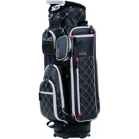 JuCad Cartbag Function Plus, schwarz/titan