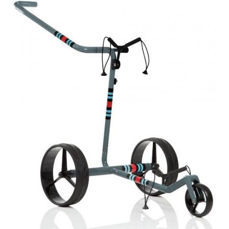 JuCad Racing Trolley Sonderedition, grau, ohne Antrieb