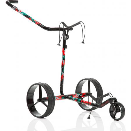 JuCad Camouflage Trolley Sonderedition, ohne Antrieb