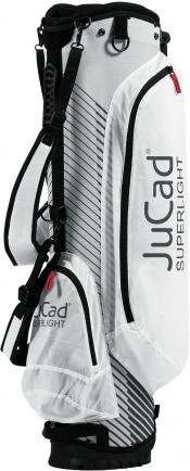 JuCad 2 in 1 Bag Superlight, schwarz/weiß