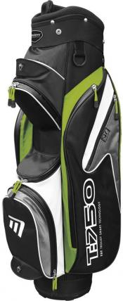 Masters T:750 Cartbag, schwarz/lime