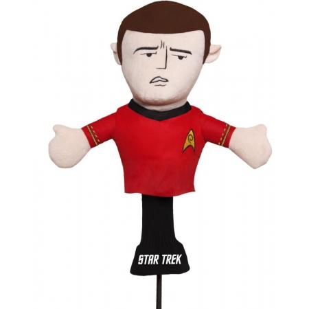 Star Trek Headcover Scotty