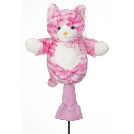 Pink Cat &quote;Candy&quote; Headcover