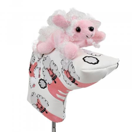 Putter Pals Pink Pudel Puttercover
