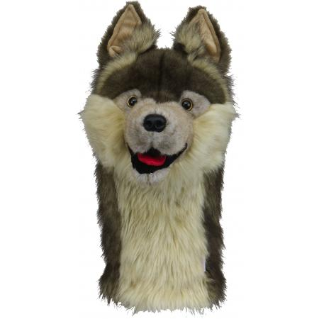 Wolf Headcover