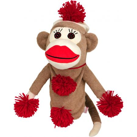 Affe &quote;Monkey made of Sockies&quote; Headcover
