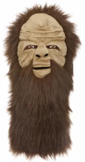 Sasquatch Big Foot Headcover