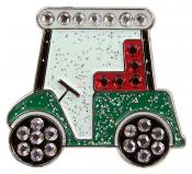Navika Crystal Ballmarker &quote;Cart&quote;