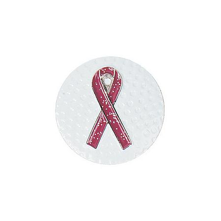 Navika Basic Ballmarker &quote;Pink Ribbon&quote;