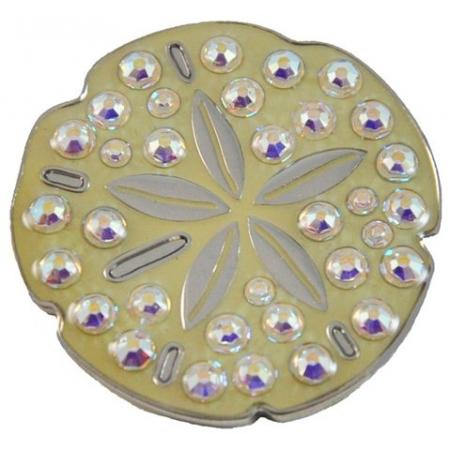 Navika Crystal Ballmarker &quote;Sand Dollar&quote;
