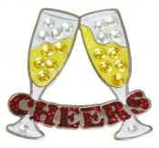 Navika Crystal Ballmarker &quote;Cheers&quote;
