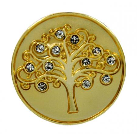 Navika Crystal Ballmarker &quote;Tree of Life&quote;