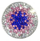 Navika Micro Pavé Crystal Ballmarker &quote;Twilight&quote;