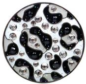 Navika Crystal Ballmarker &quote;Snow Leopard Print&quote;