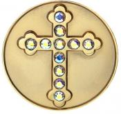 Navika Crystal Ballmarker &quote;Cross&quote;
