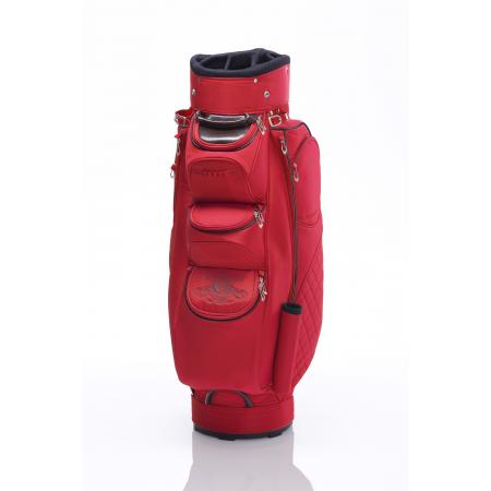 Lanig Miami Nylon Bag, rot