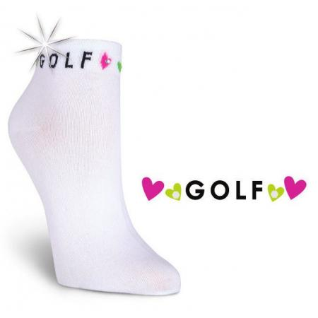 K. Bell Damen-Golfsocken Love to play Golf