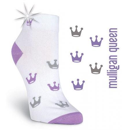K. Bell Damen-Golfsocken Mulligan Queen
