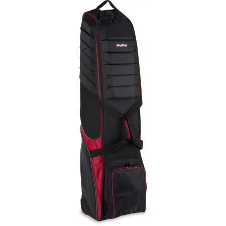 Bag Boy Travel Cover T-750, schwarz/rot