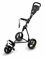 Flag 18 3-Rad Junior Trolley, schwarz