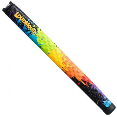 Loudmouth Putter Griff Paint Balls