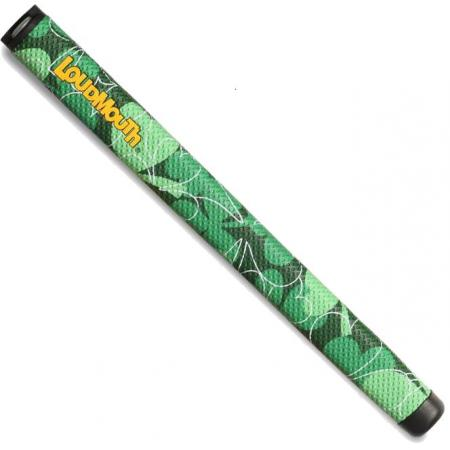Loudmouth Putter Griff Lucky Shamrocks