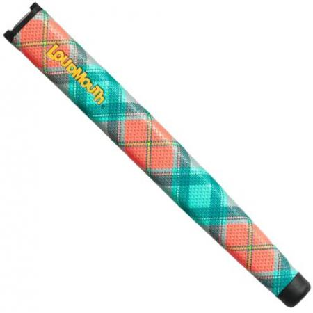 Loudmouth Jumbo Putter Griff Just Peachy