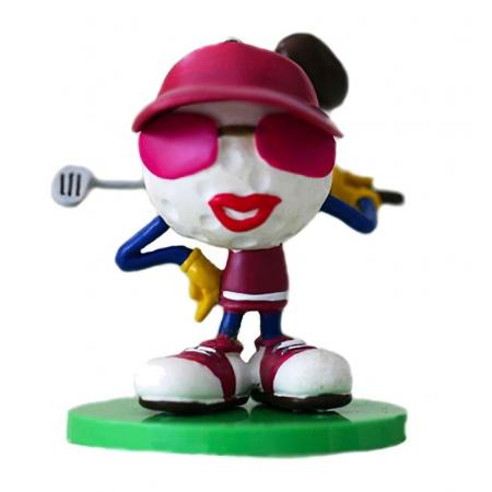 BeTheBall Golfball-Figur &quote;Teena&quote;