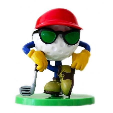 BeTheBall Golfball-Figur &quote;Dude&quote;