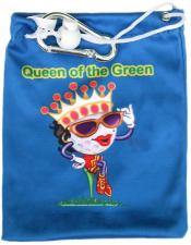 BeTheBall Teebag &quote;Queen of the Green&quote;