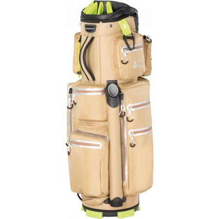 Bennington FO 15 Waterproof Cartbag, Sahara